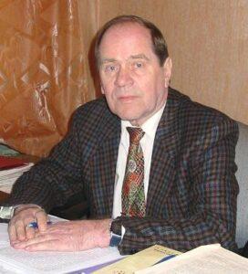 Доктор медицинских наук, профессор  Олег Викторович Богданов